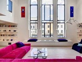 V slavné londýnské čtvrti Notting Hill vyrostl v odsvěceném kostele luxusní...