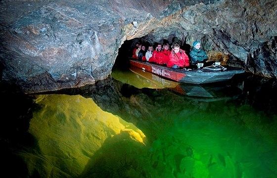 Punkevn� jeskyn� a Moravsk� kras
