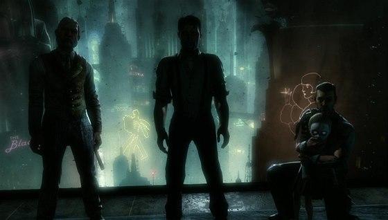 Druhá část rozšíření Burial at Sea pro BioShock Infinite