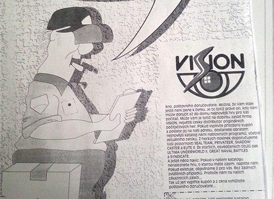 Fotografie z herních časopisů vydaných v roce 1994