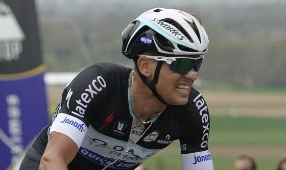 Cyklista Zdeněk Štybar