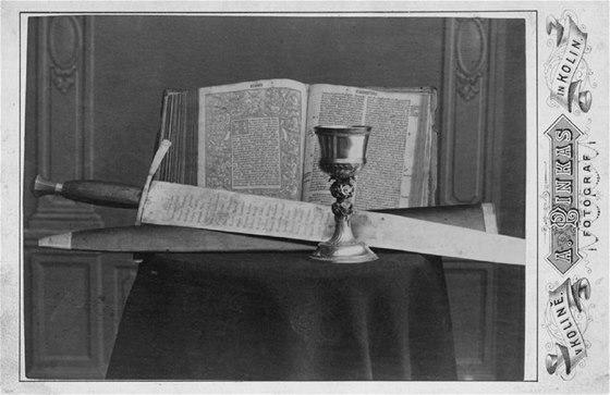 """Vlasteneck� z�ti��"": Kralick� bible, me�, kter�m byli �dajn� popraveni �e�t�"