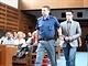 Luk� Ne�esan� obvin�n� z napaden� kade�nice znovu u Krajsk�ho soudu v Hradci...