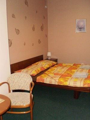 Hostel Kolbenka - pokoj nadstandard