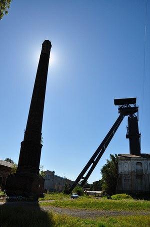 Projet se dá i kolem technických památek Ostravy