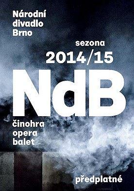 Národní divadlo Brno nabízí nejlepší předplatné v Brně již nyní!