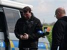 V Uhříněvsi se našla těla dvou mrtvých mužů. Podle šéfa pražské mordparty