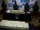 Spousty peněz. Přes patnáct milionů amerických dolarů se našlo při policejním