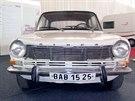 Vůz Alexandra Dubčeka Simca 1301, typ TB2 z roku 1968
