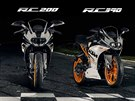KTM RC 125/200/390