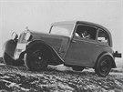 �koda 418 Popular z roku 1934