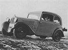 Škoda 418 Popular z roku 1934