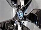BMW i8 v pražském showroomu