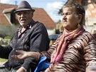 Silvestr a Ludmila Lakatošovi měli svatbu na konci 50. let, tedy právě v době,