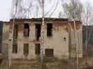 Bývalé uranové doly v Bernarticích na Trutnovsku.