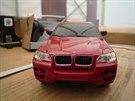 Zabavené padělky modelů aut