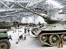 Muzeum vojenské techniky v Králíkách