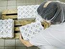 V Chocni skončila výroba pomazánkového másla.