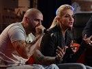 Rytmus a Dara Rolins v Show Jana Krause