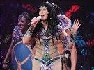Cher jako Kleopatra