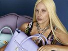 Lady Gaga na snímcích bez retuše