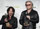 Rock'n'rollová síň slávy 2014 - dvojice Hall & Oates