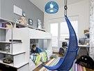 Patrová postel (Bibop) je chytrým řešením, jak ušetřit cennou plochu místnosti
