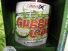 Výrobek AMIX GuggulLean, v němž potravinoví inspektoři našli zakázané steroidy.