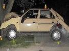 Při vážné nehodě utrpěli dva ze tři cizinců těžká zranění. Později se ukázalo,...