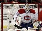 Peter Budaj v brance Montrealu Canadiens