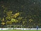 Fanoušci fotbalového Dortmundu
