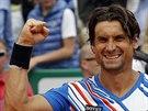 David Ferrer postupuje v Monte Carlu do semifinále, přehrál Rafaela Nadala.