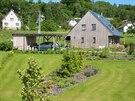 Cena domu se v roce 2007 pohybovala od 2,2 do 3 milionů korun.