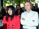 Ivan Král a jeho přítelkyně Cindy Hudsonová