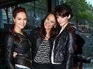 Vítězky České Miss 2013: Lucie Kovandová, Monika Leová a Gabriela Kratochvílová