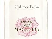 Módní hruška a květy růžové magnolie jsou hlavní ingredience nové toaletní vody...