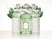 Nadčasový parfém Muguet od Guerlain voní po konvalinkách, růži a jasmínu....