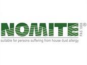Certifikát NOMITE označuje textil vhodný pro astmatiky a alergiky.