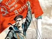"""Plakát k obraně Oděsy před """"Majdanovci"""""""