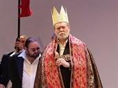 Miroslav Rataj už velmi úspěšně odehrál čtyřiačtyřicet divadelních sezón.