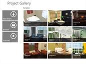 Ke sv� vlast� tvorb� v aplikaci Live Interior 3D Free m�ete vyu��t bohatou...