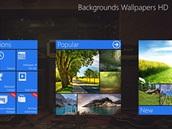 Backgrounds Wallpapers HD vám nabídne nepřeberné množství krásných fotek na...