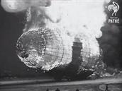 Zkáza vzducholodi Hindenburg