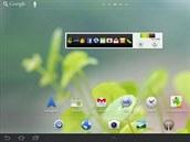Pomocí aplikace GO Launcher HD for Pad si můžete plně přizpůsobit prostředí a...