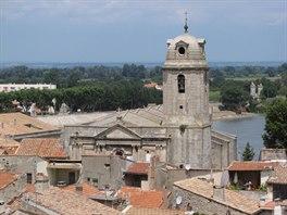 Zvonice v Arles