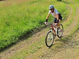 Beskydy lákají k vyjížďkám náročné cyklisty na horských kolech.
