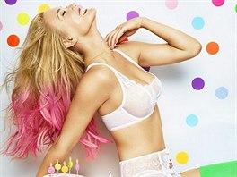"Modelka Bar Refaeli ve ""sladké"" kampani značky Passionata"