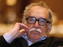 Kolumbijský spisovatel kolumbijský spisovatel Gabriel García Márquez na