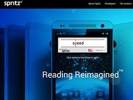 Na stránkách Sptritzinc.com si můžete vyzkoušet čtení, ovšem pouze na...