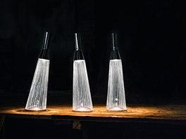 Svítidlo Ray - autor Jakub Berdych pro Preciosu Lighting